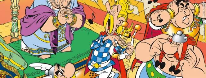 Asterix: Verschollener Schatz geborgen