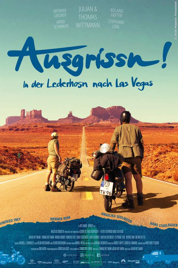Ausgrissn! - In Der Lederhosn Nach Las Vegas Trailer