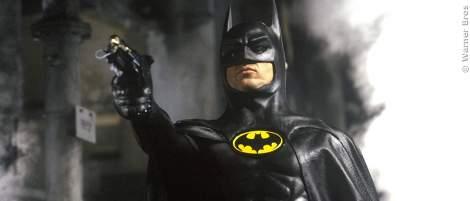 "Michael Keaton ist als Batman zurück in ""The Flash"" - Batsuit geleaked?"