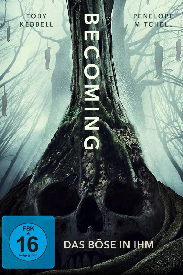 Becoming Trailer - Das Böse In Ihm