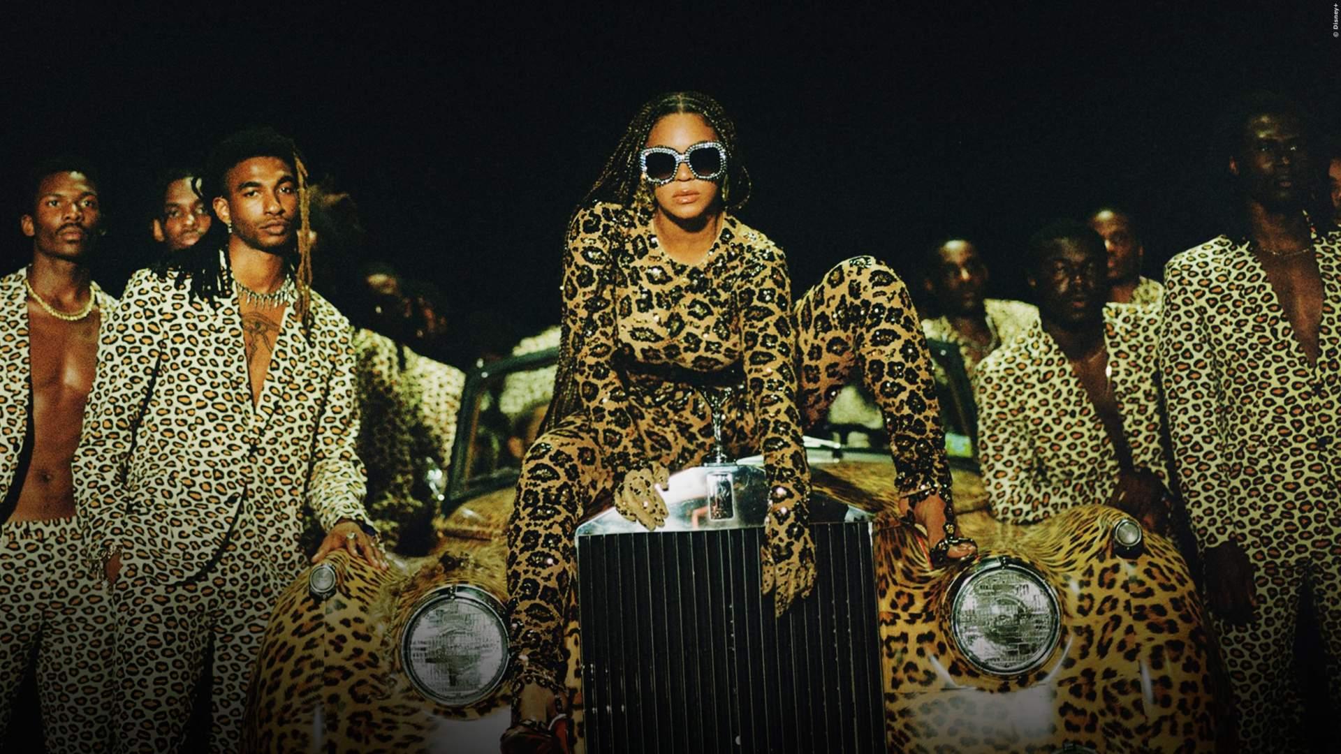 Disney+ zeigt euch ab sofort Beyoncé mit ihrem neuen Musikalbum als Film