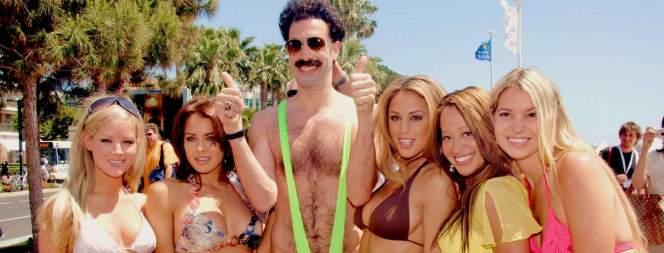 Borat 2 läuft bald auf Amazon Prime Video