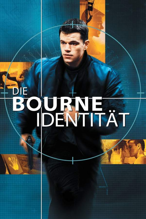 Die Bourne Identität Trailer