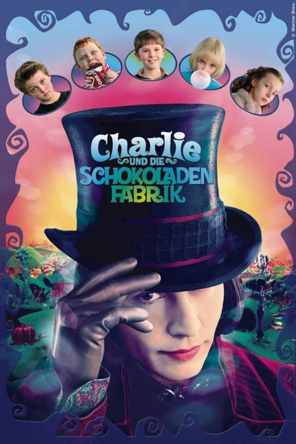Charlie und die Schokoladenfabrik Trailer