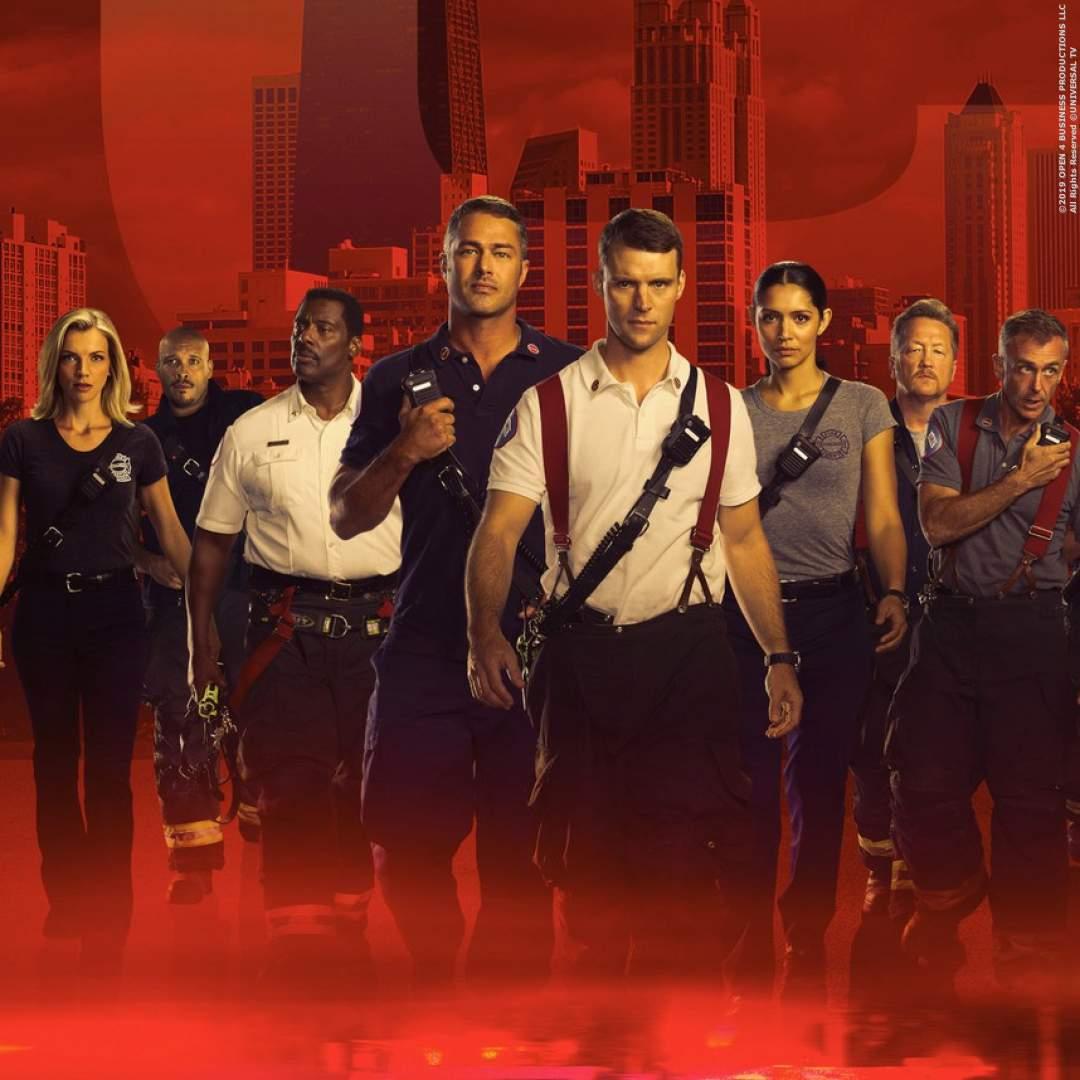 Chicago Fire: Deutscher Trailer & TV-Start-Termin zu Staffel 8