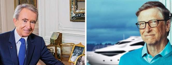 Enthüllt: So leben die 5 reichsten Menschen der Welt privat