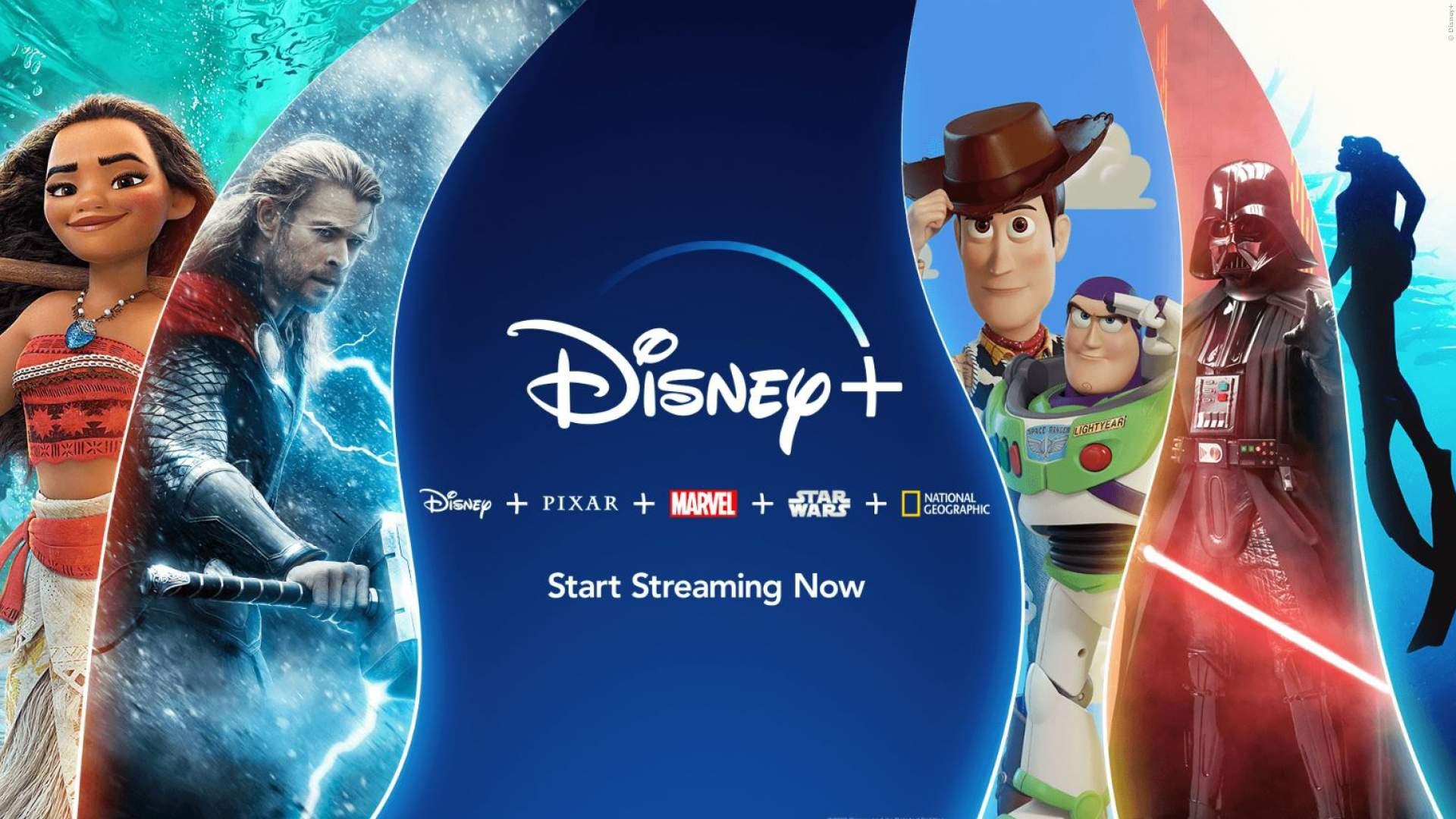 Disney+: Neuer Streamingdienst startet bei uns wegen Corona nicht mit 100 Prozent