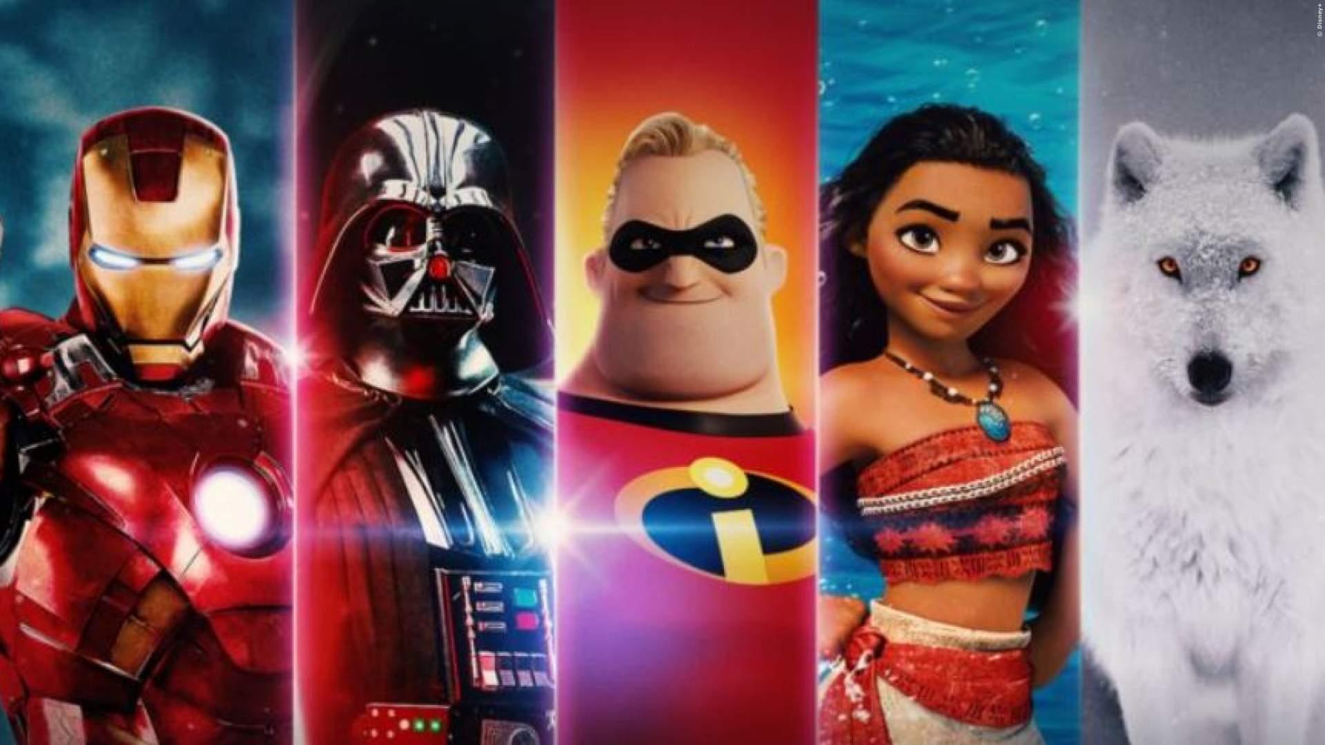 Disney+ Filme Und Serien
