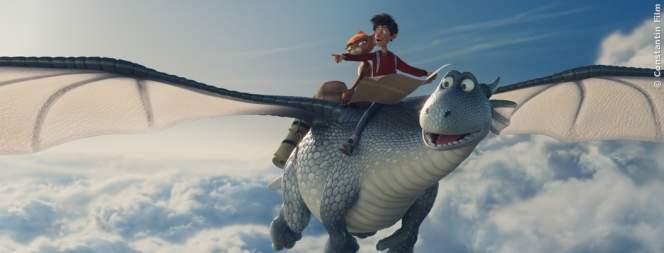 TOP 5: Gute Filme mit Drachen