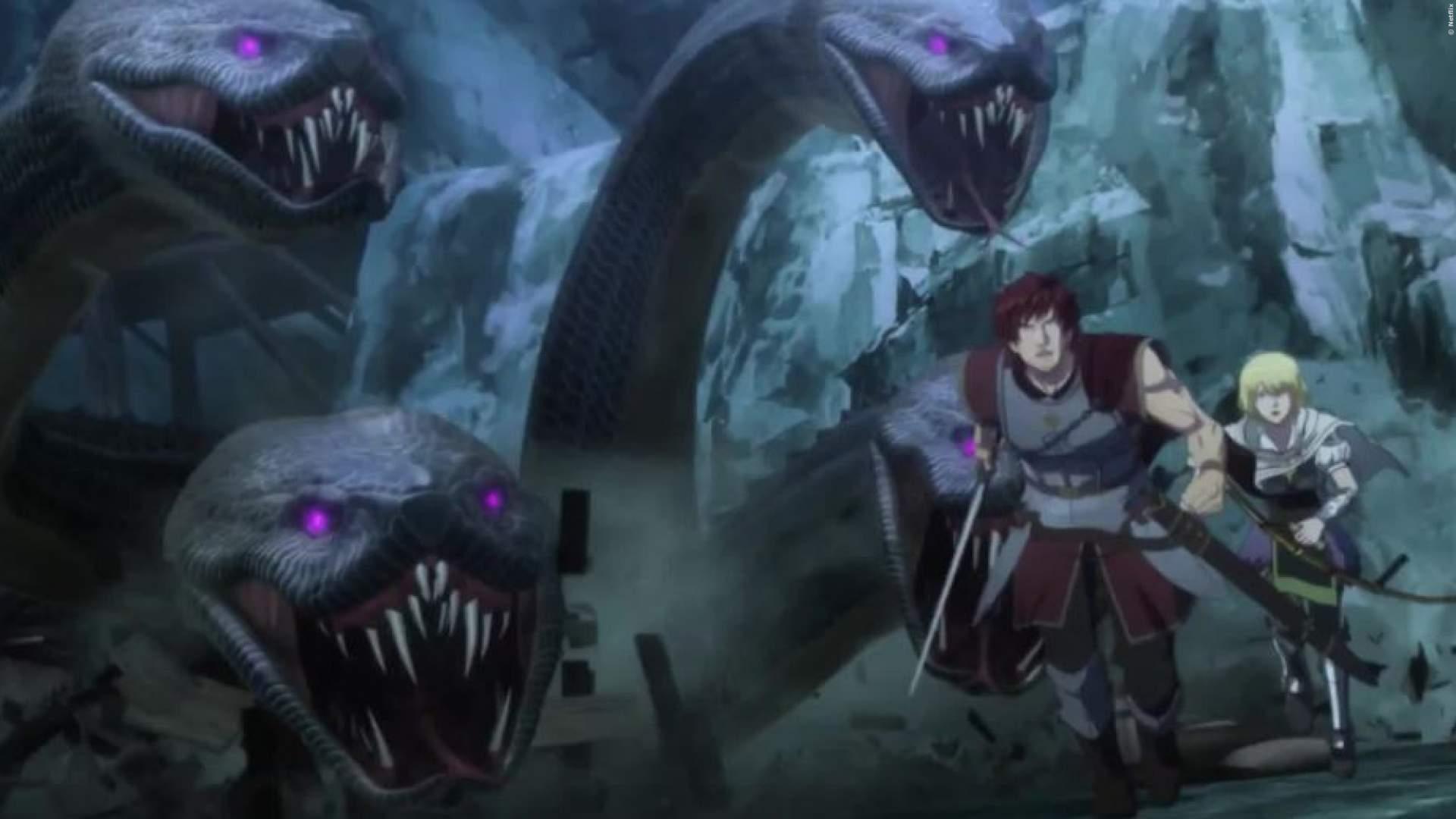 Netflix-Trailer zur Animé-Serie 'Dragon's Dogma' macht euch Gänsehaut