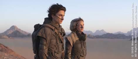 """Dune"" Filmkritik - News 2021"