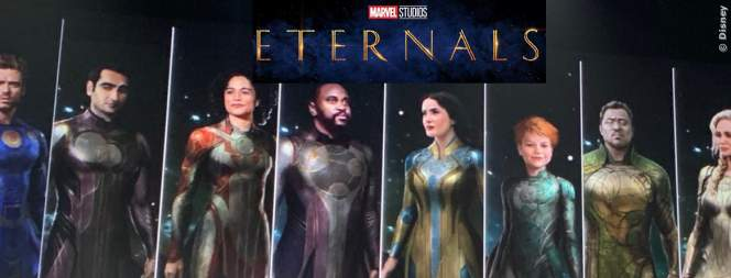 So verbindet das MCU The Eternals mit den Avengers