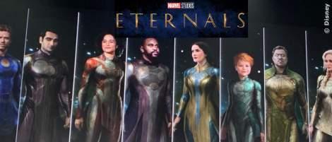 Marvels Eternals: Das sind die Superkräfte der Avengers-Nachfolger