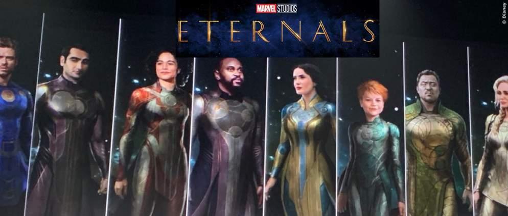 """The Eternals"": Game Of Thrones-Star wird neuer Marvel-Held"