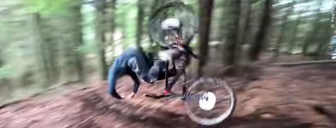Die größten Fails mit Fahrrädern