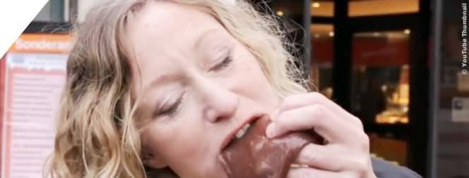Darum isst diese Frau nur rohes Fleisch