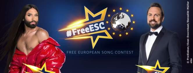 Free ESC: Stefan Raab verrät erste Promis