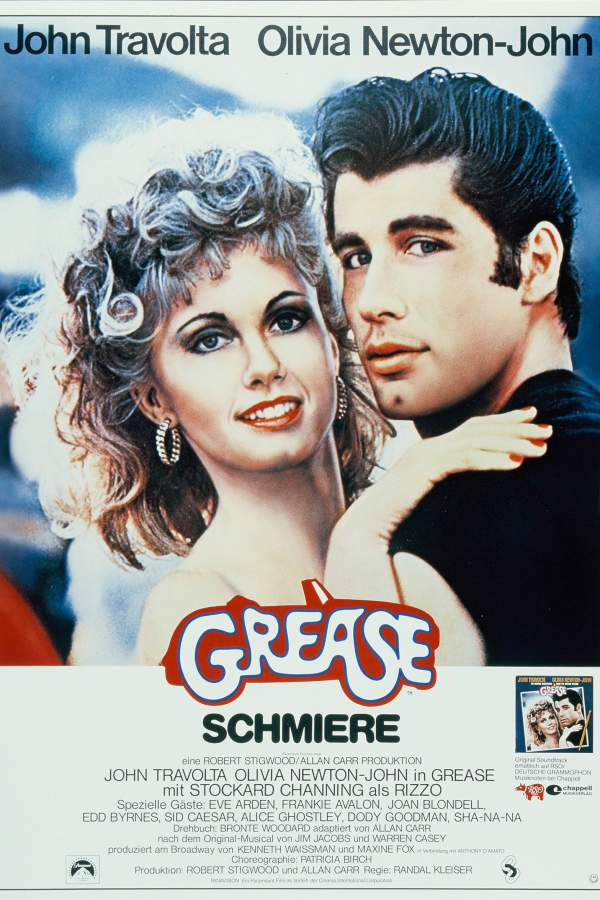 Grease Trailer