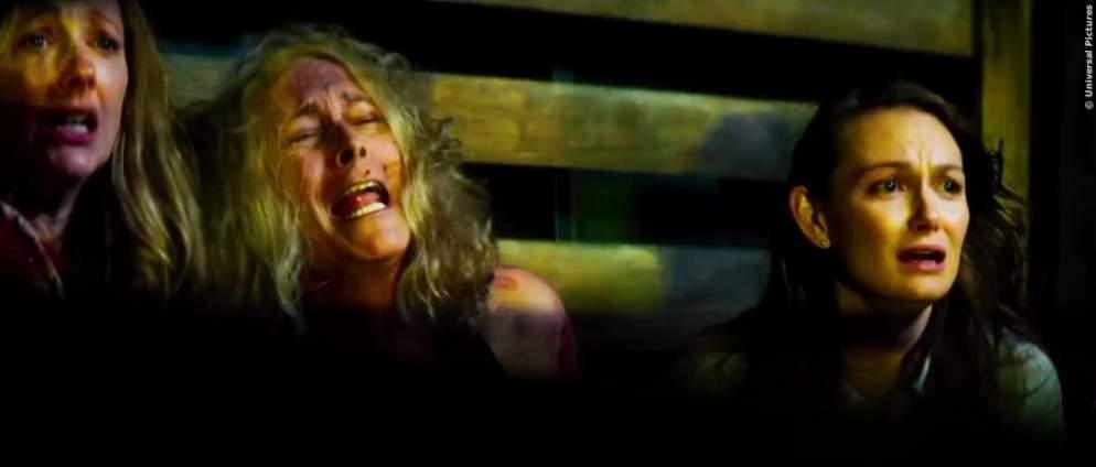 """Jamie Lee Curtis will sich nicht mehr dauernd umbringen lassen und steigt bei der """"Halloween""""-Reihe aus"""