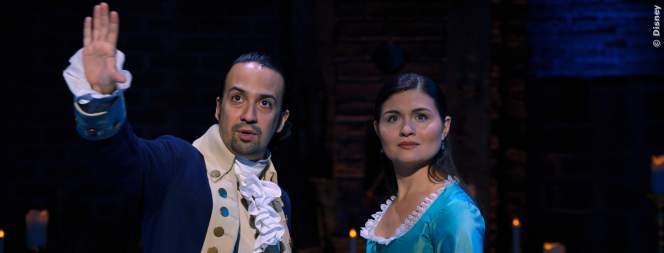 Hamilton: Disney Plus zeigt Broadway-Musical