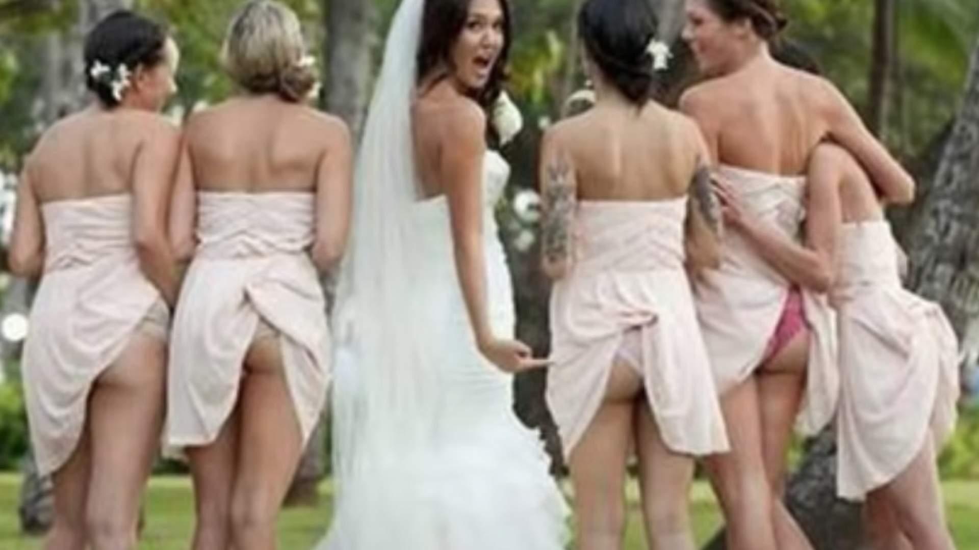 PEINLICH: Die lustigsten Hochzeits-Bilder aller Zeiten retten dir den Tag!