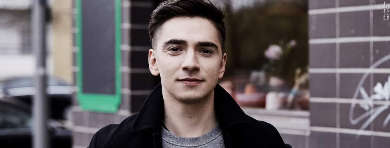 Schauspieler Ivo Kortlang