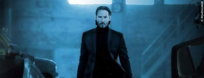 John Wick 4: Erste Bilder von Keanu Reeves in Berlin