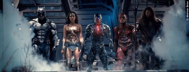 Erstes Foto aus Zack Snyders Justice League