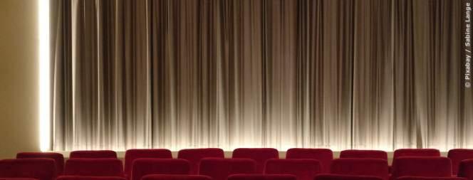 Corona: Erste Kinos öffnen - Säle leer