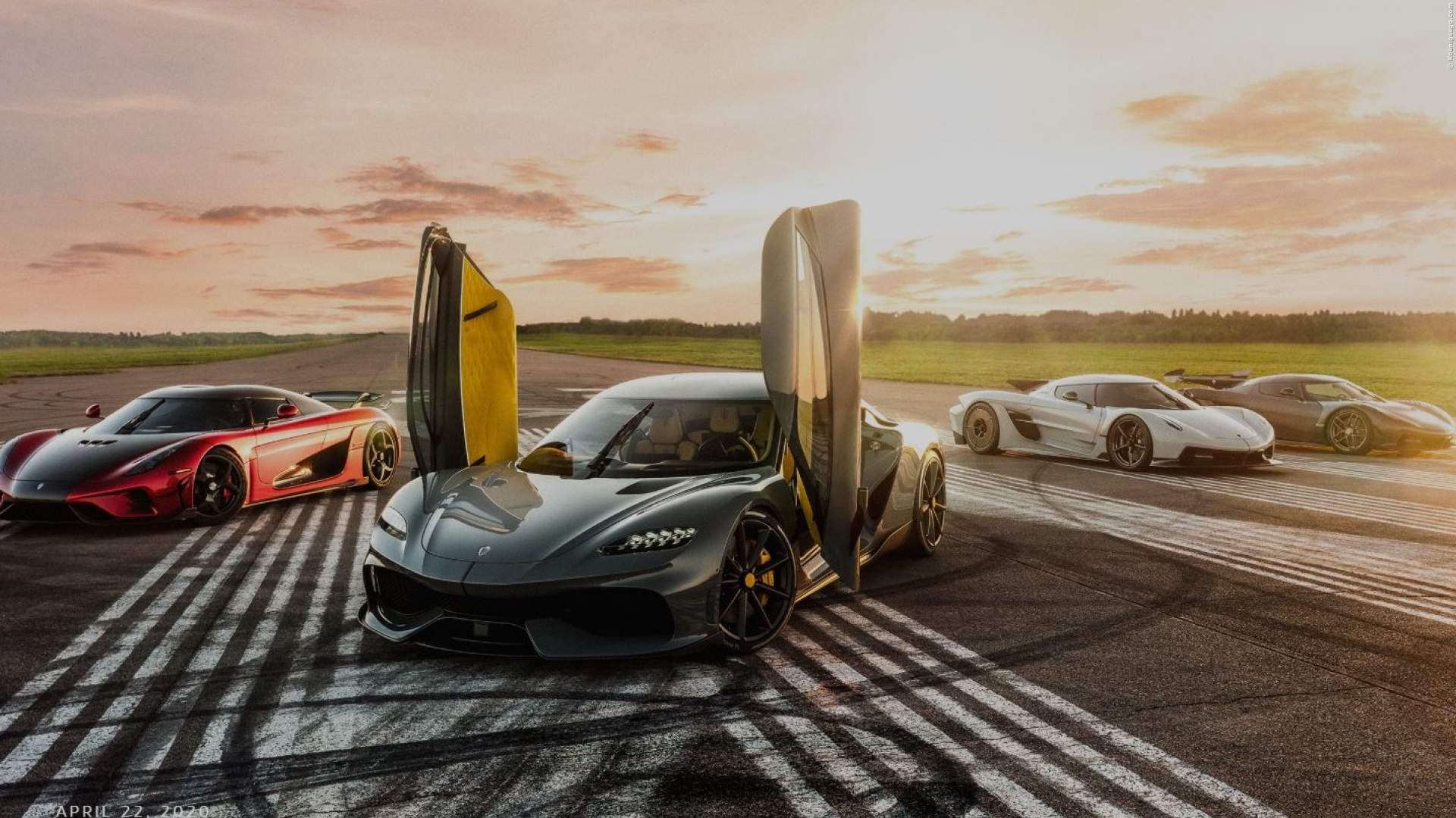 """Netflix zeigt Koenigsegg Doku """"APEX"""" - Die Geschichte vom Hypercar"""