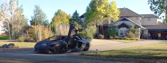Vater und Sohn bauen echten Lamborghini - mit 3D Drucker