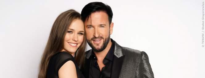 Der Wendler und Laura heiraten live bei TVNOW
