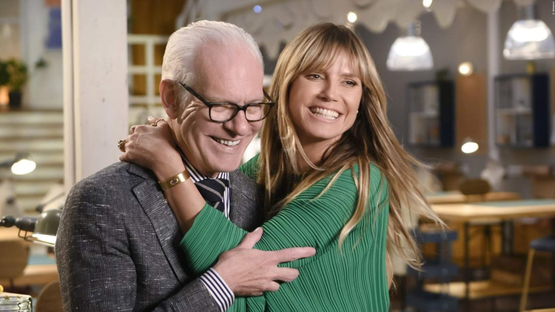 MAKING THE CUT: Erster Trailer zur Amazon-Show mit Heidi Klum