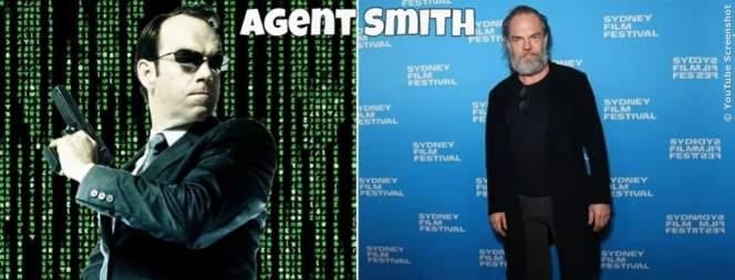 Matrix: Die Stars früher und heute