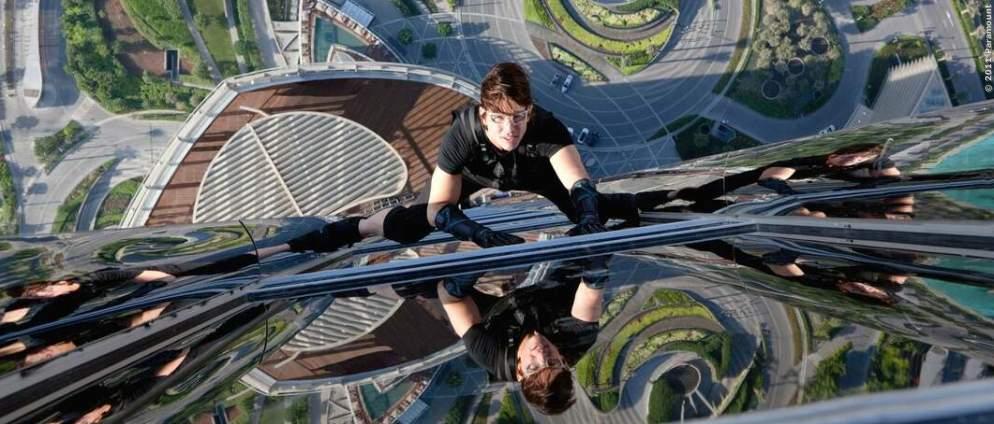 Tom Cruise dreht nur den zweiten Film im Weltall