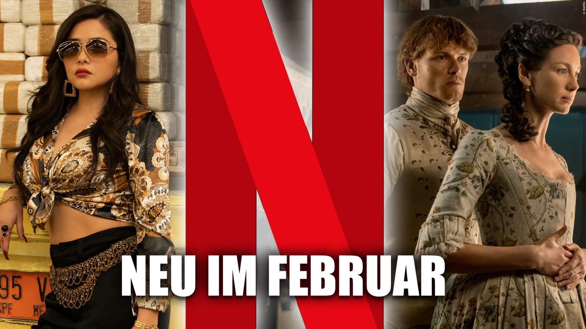"""FEBRUAR: Das sind die neuen Serien, Staffeln und Filme auf """"Netflix"""""""