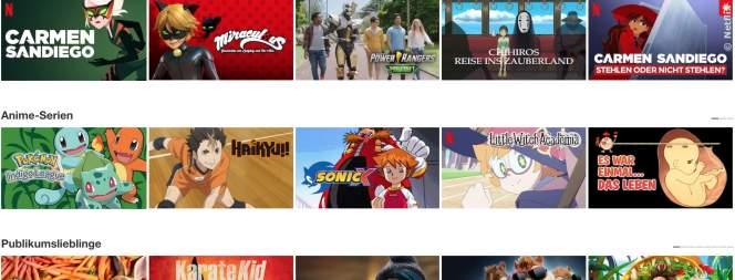 Netflix: Die besten Filme für Kinder