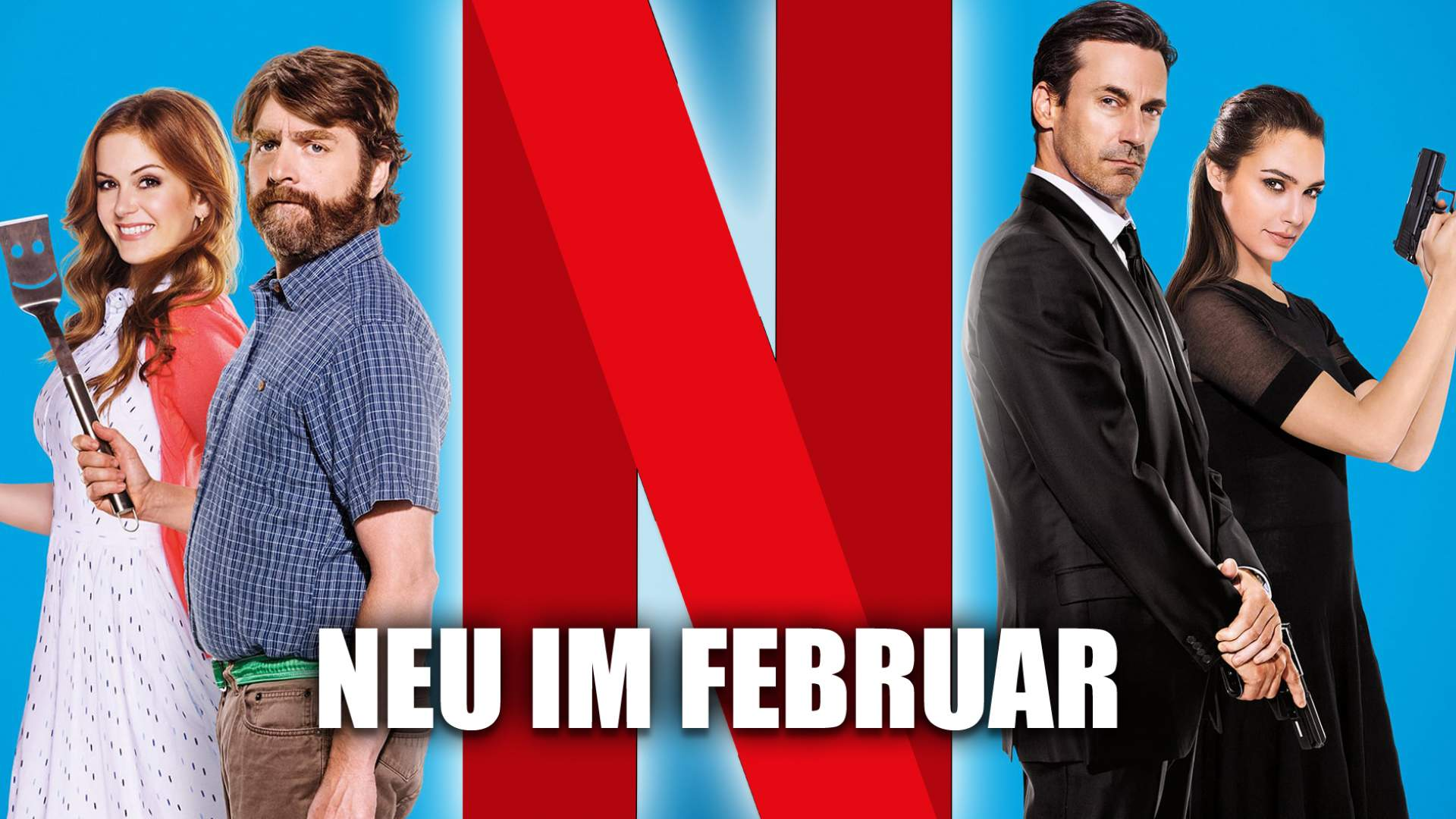 Neue Komödien Netflix