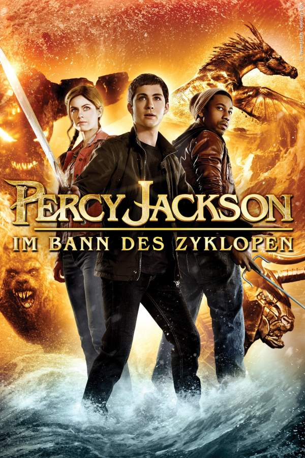 Percy Jackson: Im Bann Des Zyklopen Trailer