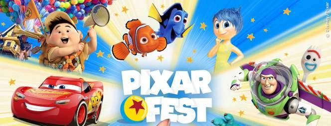 Disney feiert 25 Jahre Pixar-Filme