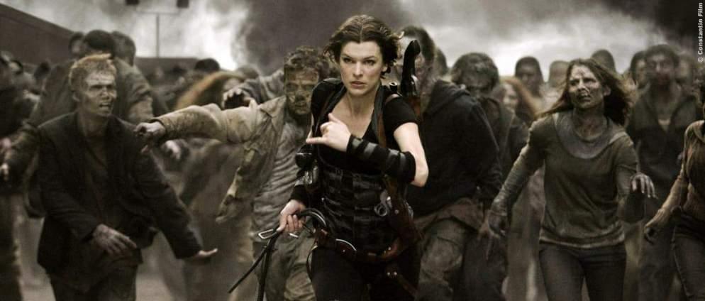 Resident Evil Serie: Das sind die Hauptdarsteller