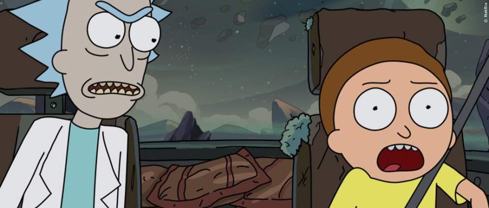 Rick And Morty Staffel 5: Hier könnt ihr die erste Folge streamen
