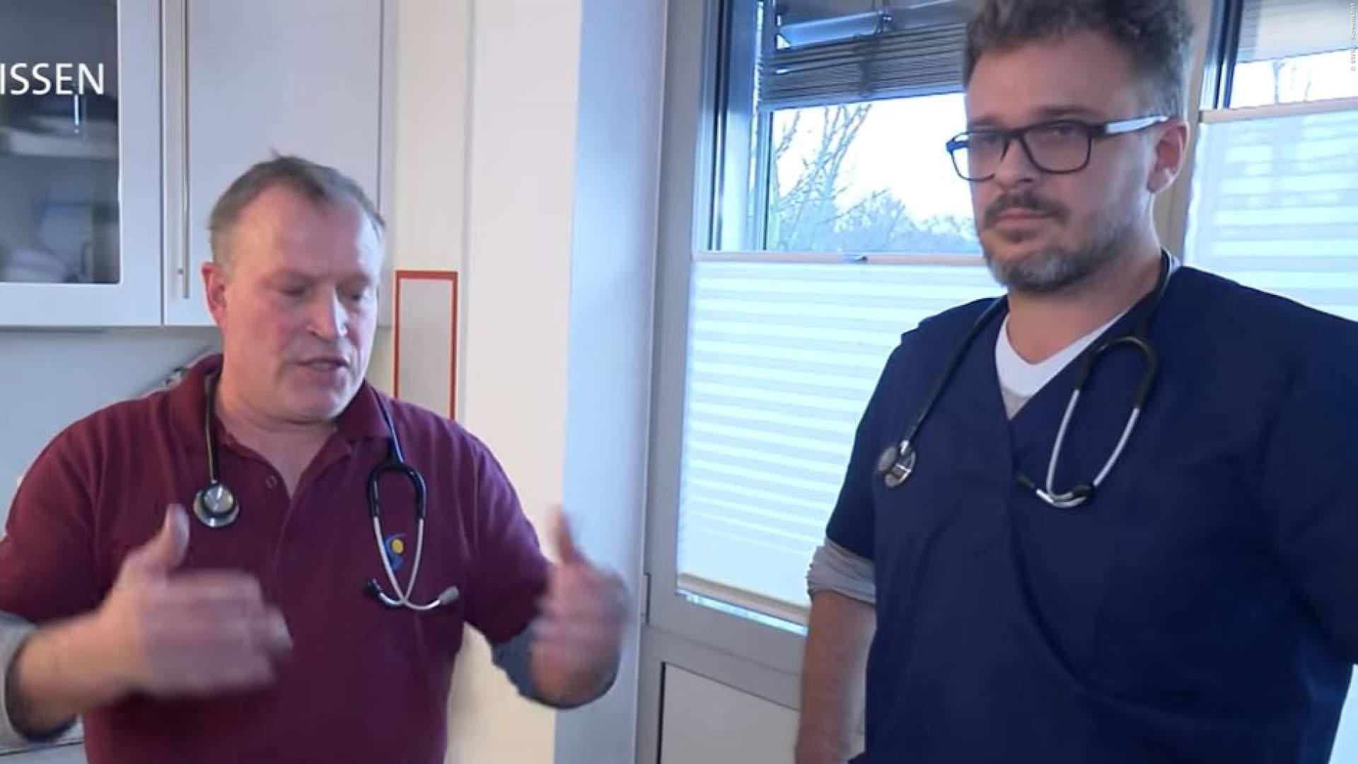 VIDEO: Das passiert, wenn du Corona mit schwerem Verlauf hast