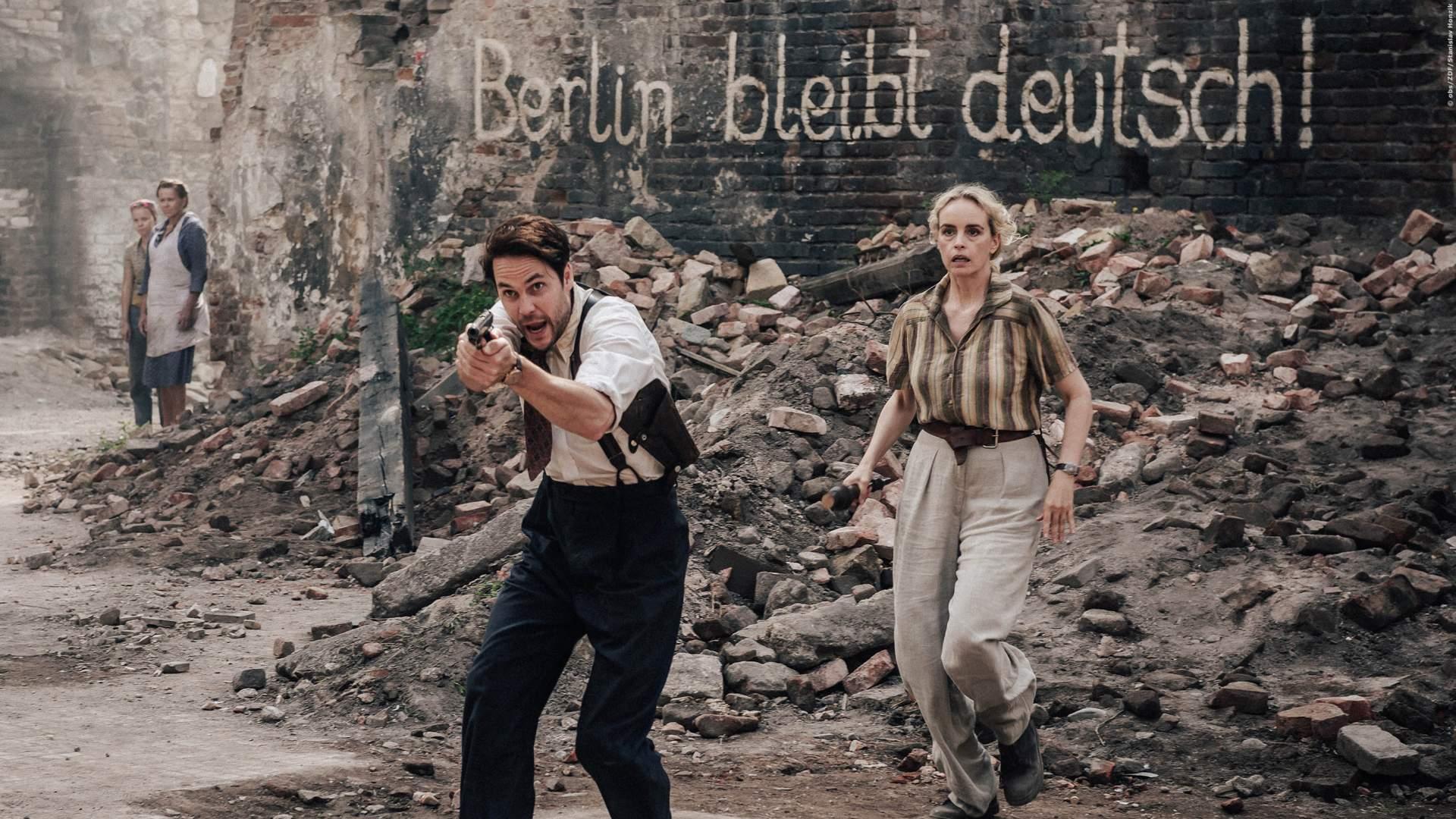 """GEHEIM-TIPP: """"Schatten der Mörder"""" - Thrillerserie die unter die Haut geht, im Free-TV"""