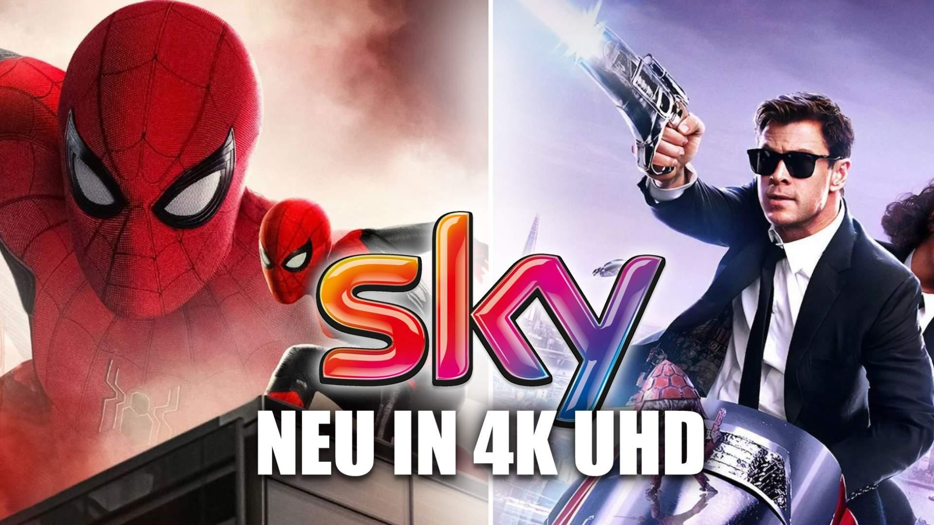 Sky Uhd Filme