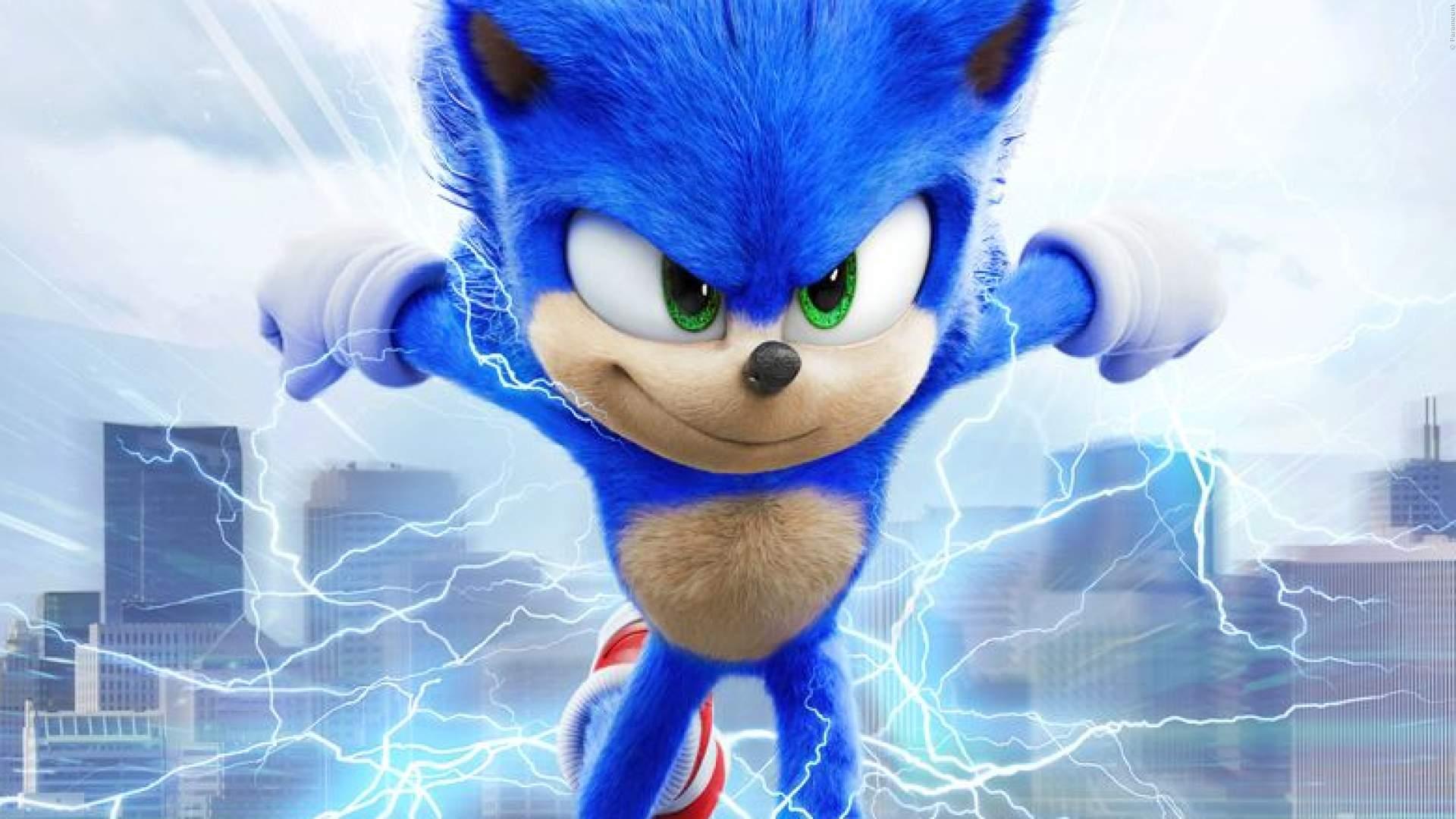 Sonic Der Hedgehog
