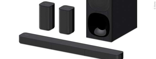 Zwei neue Soundbars von Sony