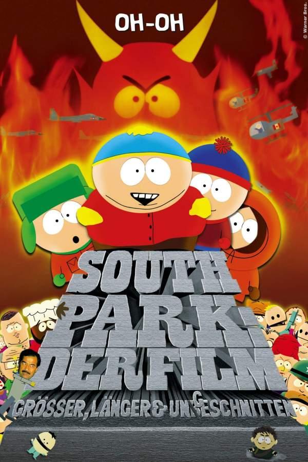 South Park: Der Film - Größer, Länger, Ungeschnitten Trailer