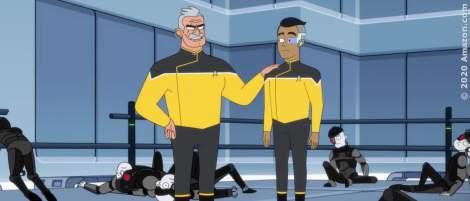 Star Trek - Lower Decks: Starttermin und Trailer zu Staffel 2 - News 2021