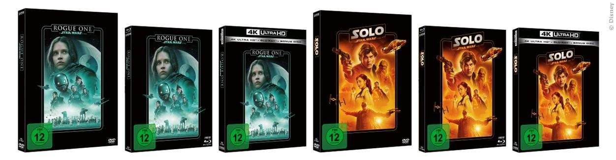 Star Wars Sammelboxen 2